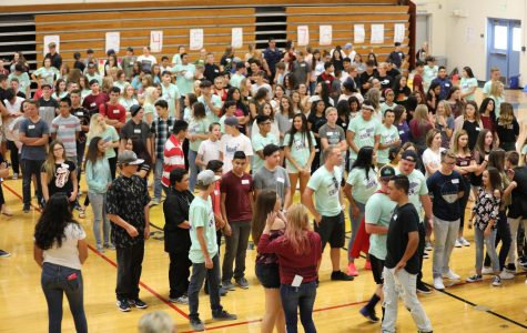 Link Crew WOWs students