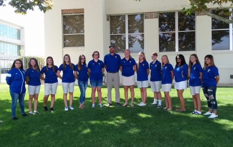 Girls Golf Team Takes First Place