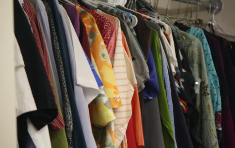 Clothing is available for students who need it.