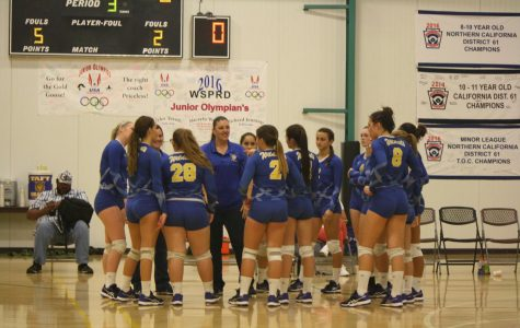 Taft Varsity Volleyball Sweeps the Week With Wins