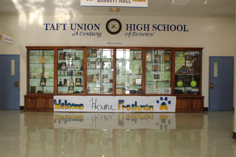 Taft+High%27s+Main+Building