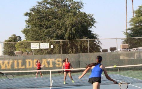 JV and Varsity Tennis Continue to Improve SSL Scores