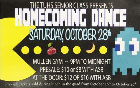 Homecoming dance information