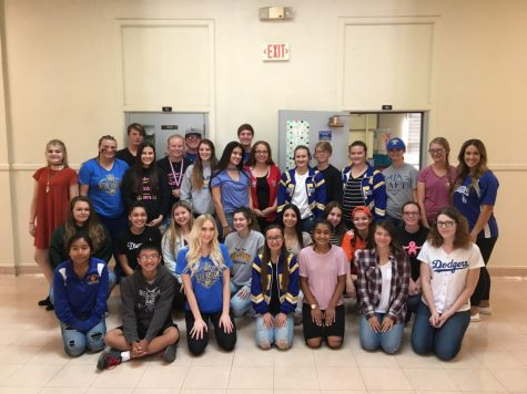 Students Share Art with Community