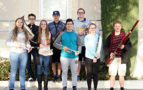 Taft High Musicians Score Spots in Honor Band and Orchestra