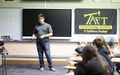 Oil Tech Presents Opportunities to Freshmen