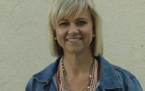Taft Union High School Principal Mary Alice Finn