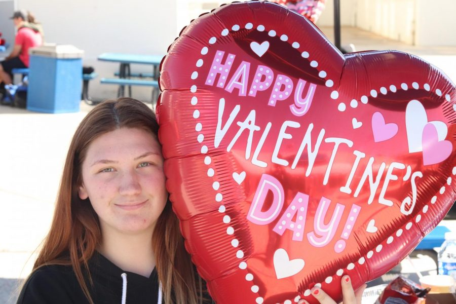 Students Share the Love