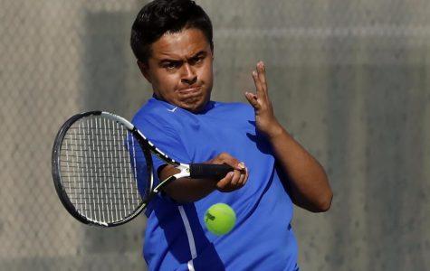 Tennis Wins Friday