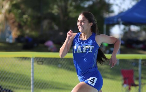 Track Athletes Keep Breaking Records
