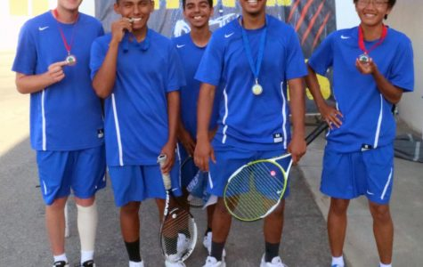 Doubles Domination for Taft Tennis