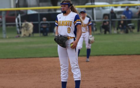Softball Wins S.S.L. Seven Times in a Row