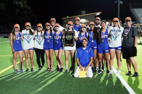 Taft Girls Win Back-to-Back D2 Valley Championship