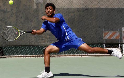 Tennis Team's Season Comes to a Close