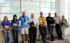 Nine Retirees Honored with Yearbook Dedication
