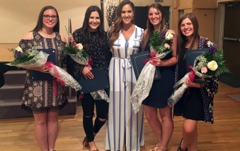 Students Awarded Young Women of Achievement by Soroptimist