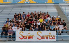 Senior Sunrise 2018