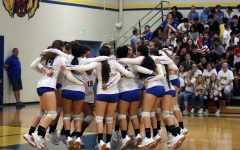 Varsity volleyball photos