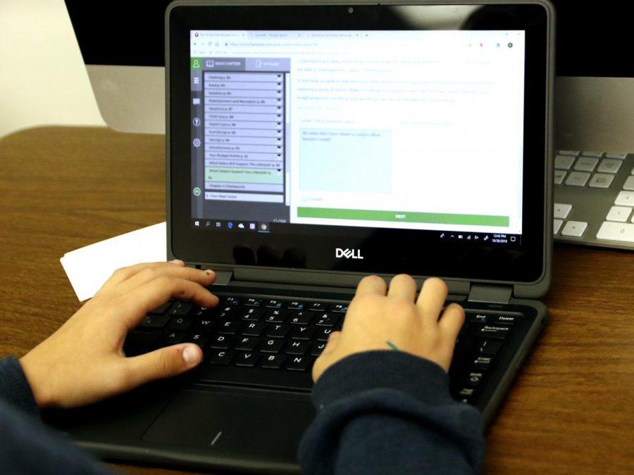Freshmen get a technology upgrade