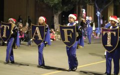 Christmas parade brings holiday cheer