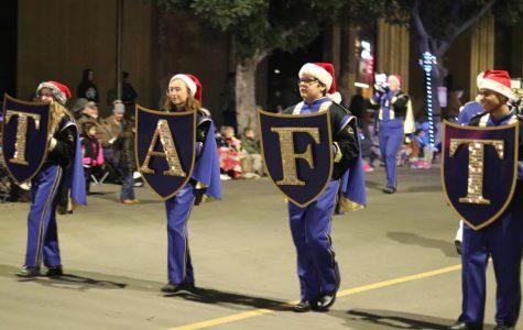 Christmas parade brings holiday cheer