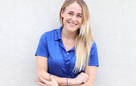Tiffani Satterfield brings her talent to Taft High