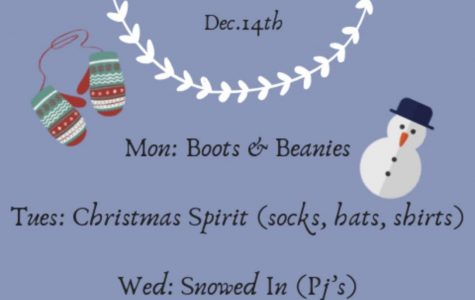 Taft High celebrates winter week