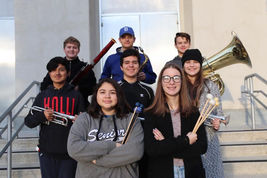 Eight+students+selected+to+perform+in+the+Kern+County+Honor+Band+and+Orchestra.+Nathaniel+Morris+will+be+performing+in+the+Honor+Orchestra.+Dennis+Posey%2C+Richard+Posey%2C+Martin+Penaloza%2C+Luis+Moncada%2C+Taylor+Reed%2C+Rebecca+Cuevas%2C+and+Allyson+Houghton+will+be+performing+in+the+Honor+Band.+Music+intructor%2C+Amanda+Posey%2C+said+%22I+am+so+proud+of+these+musicians.+They+will+be+performing+at+the+Rabobank+Arena+on+January+29th.%22+