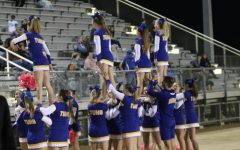 Cheer enters competition season