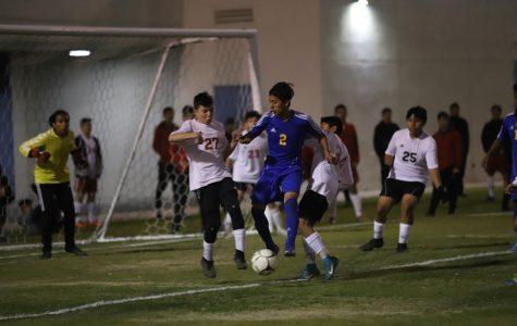 JV boys soccer team has a rough start to the season