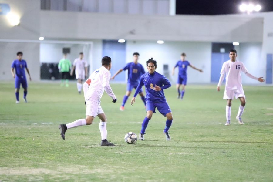 Varsity soccer continues in playoffs