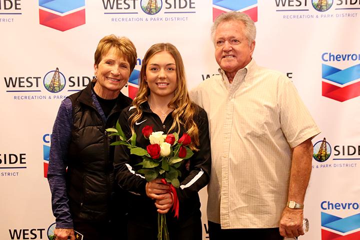 WRSPD honors Macayla Wells
