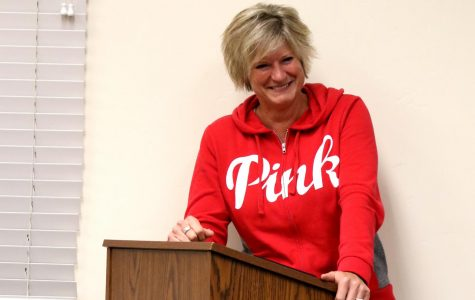 Marsha Eubank awarded Teacher of the Year
