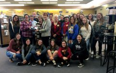 S-Club celebrates International Women's Day