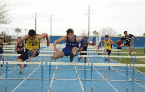 Boys win at Leon Patterson Track and Field Invitational