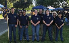 Post 426 competes in first explorer competition