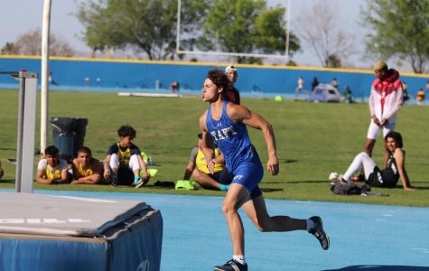 Athletes shine at CIF South Area meet