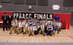 Drumline's last P.P.A.A.C.C of the year