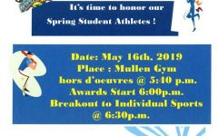 Spring Sports Banquet this Thursday