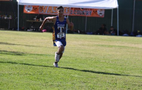 Taft High Cross Country has an amazing run