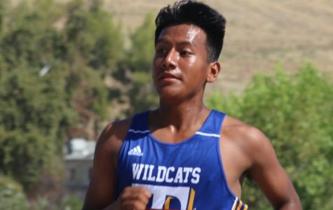 Antonio Guzman, Taft High's cross country superstar