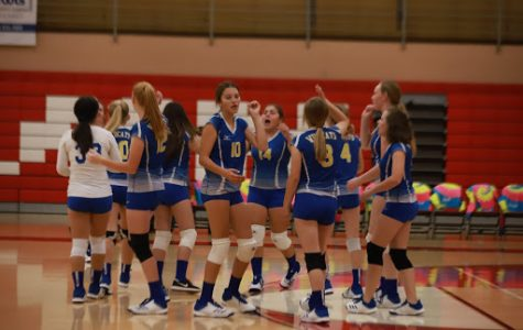 Frosh-Soph volleyball season recap