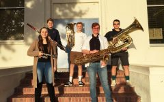 Five Taft High students to perform in the Kern County Honor Band and Orchestra