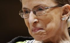 Ruth Bader Ginsberg smiling during Interview: https://ccsearch-dev.creativecommons.org/photos/4c4d78cb-ad97-47d2-a472-ad8d1878bee6
