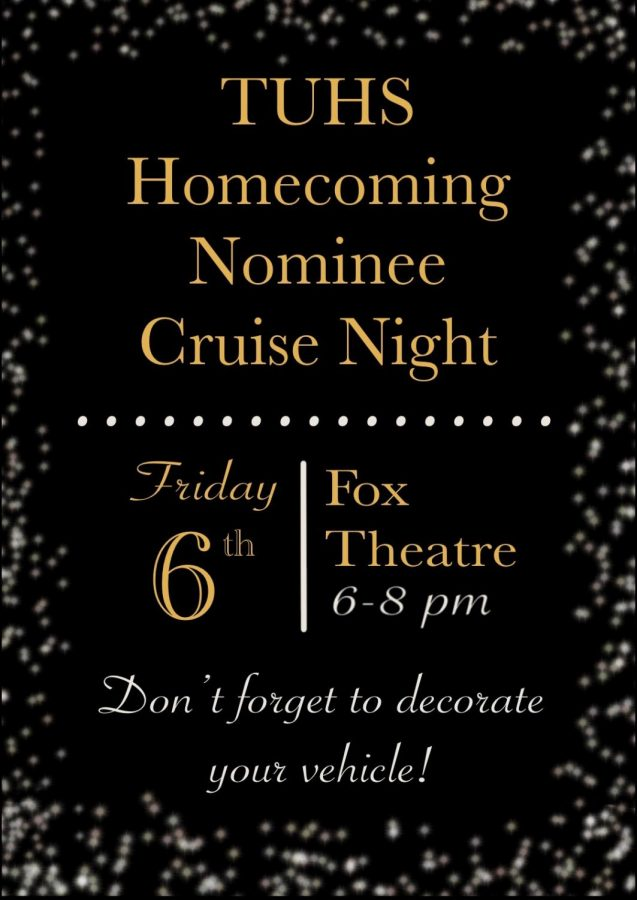 Homecoming Cruise Thru